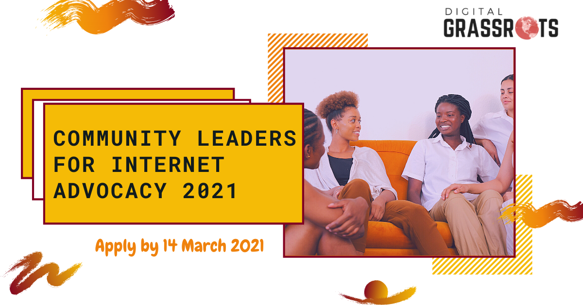 Community Leaders for Internet Advocacy