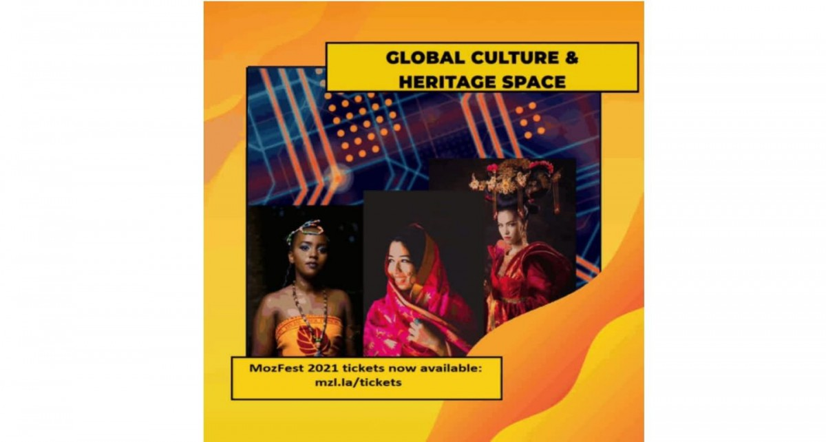 Global Culture and Heritage Space at MozFest 2021