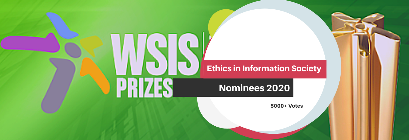 WSIS Nominations Ethics in Information Society